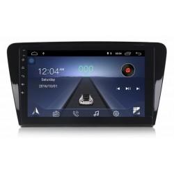 10.1 Navigace Android 8.1 pro vozy Škoda Octavia 3 (2GB,16GB)
