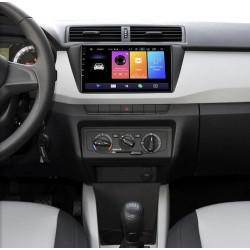 Navigace Android 9.0 pro vozy Škoda Fabia 3 (2GB RAM,32GB)