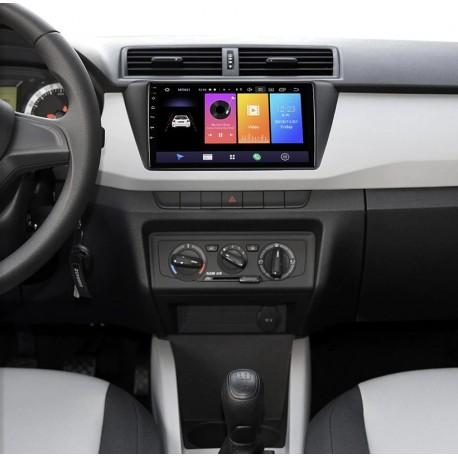 Navigace Android 9.0 pro vozy Škoda Fabia 3
