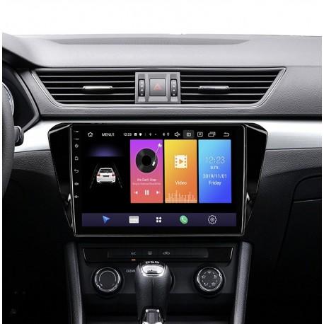Navigace Android 9.0 pro vozy Škoda Superb 3