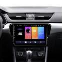 Navigace Android 9.0 pro vozy Škoda Superb 3 (2GB RAM,32GB)