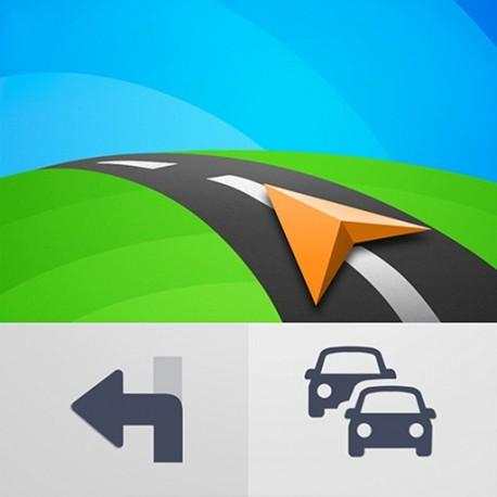 Sygic GPS Navigation - Evropa, doživotní aktualizace map