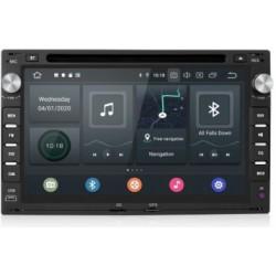 7´ Navigace Android 10 4GB,32GB pro vozy Škoda / Volkswagen / Skoda / Seat