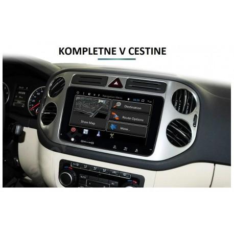 9´ Navigace Android 7.1 pro vozy Škoda / Volkswagen / Skoda / Seat