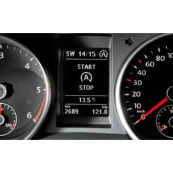 Deaktivaci Start / Stop u nových vozidel Škoda