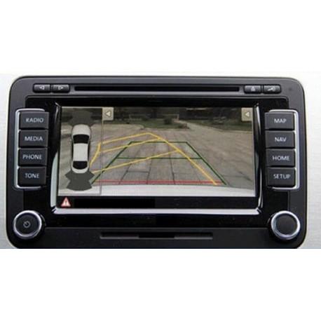 Video adaptér pro parkovací kameru VW RNS510 / Škoda Columbus